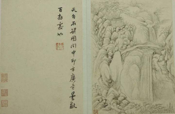 """难怪晚辈画家兼藏家王季迁曾说他 """"是全世界最大的中国书画收藏家图片"""