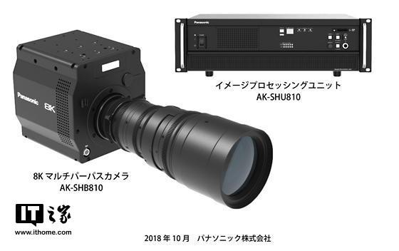 世界首个8K相机来了:搭载松下有机传感器