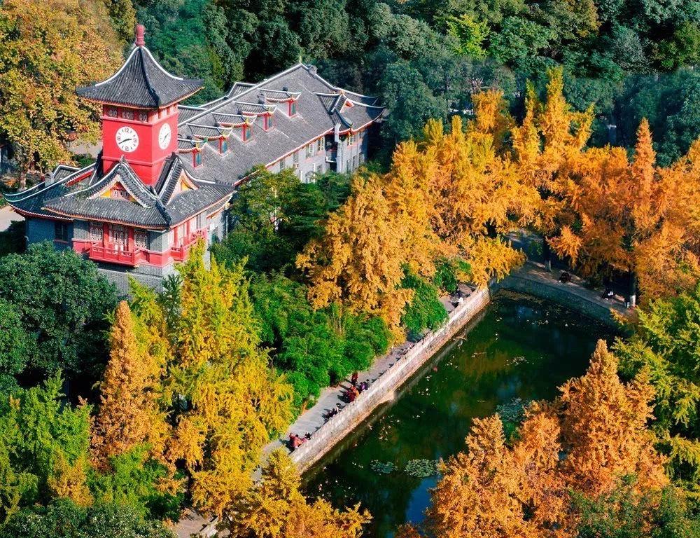 四川最出名的風景