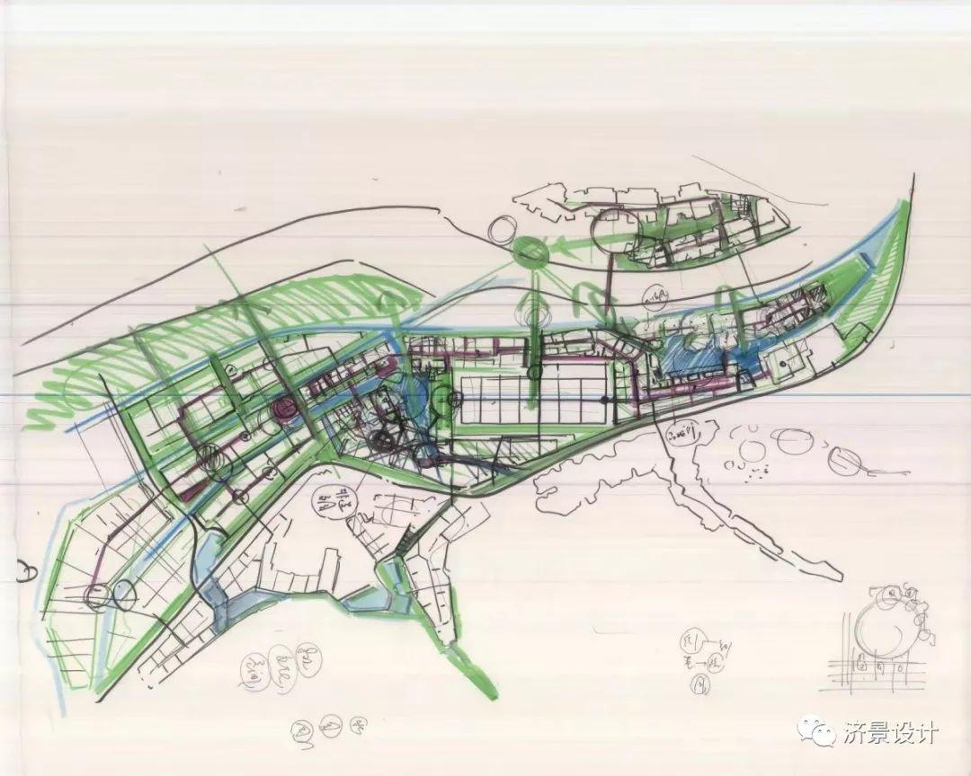 草池镇最新规划图