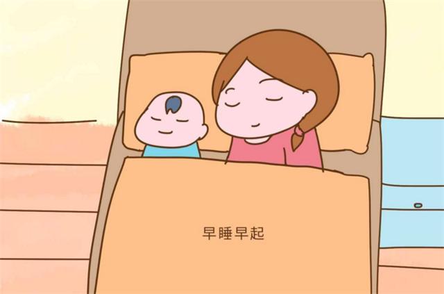 妈妈拥抱儿子的简笔画手绘