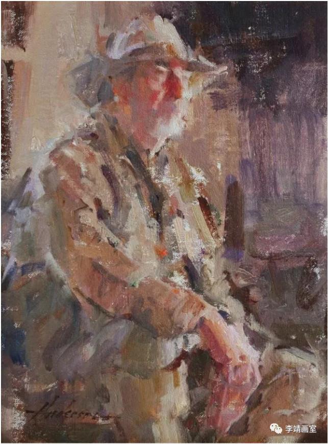 美国当代油画家 卡罗琳 安德森作品欣赏