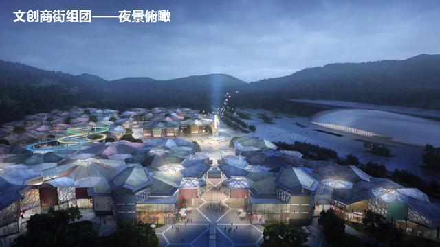 探访太子城冰雪小镇 五大亮点助力2022北京冬奥图片