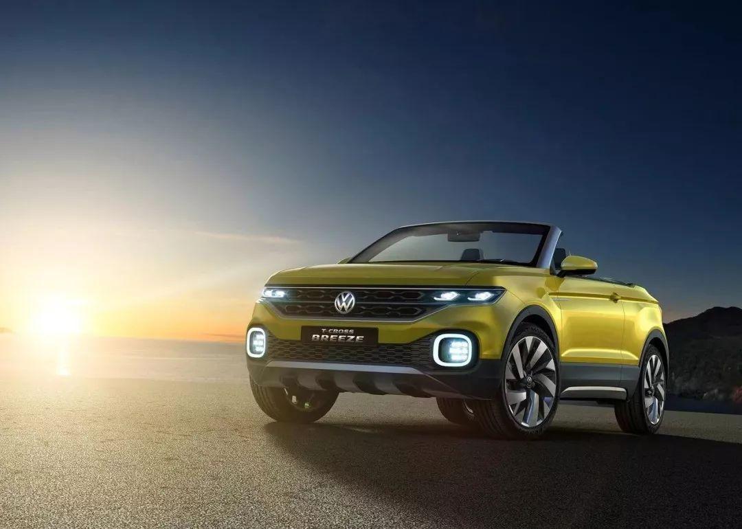 三问三答大众全新SUV T-Cross小型SUV还是日系车的天下吗?_快乐