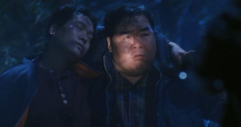 """""""香港西瓜凶残之最""""这一幕,就出自此b级港片电影少女影音电影图片"""