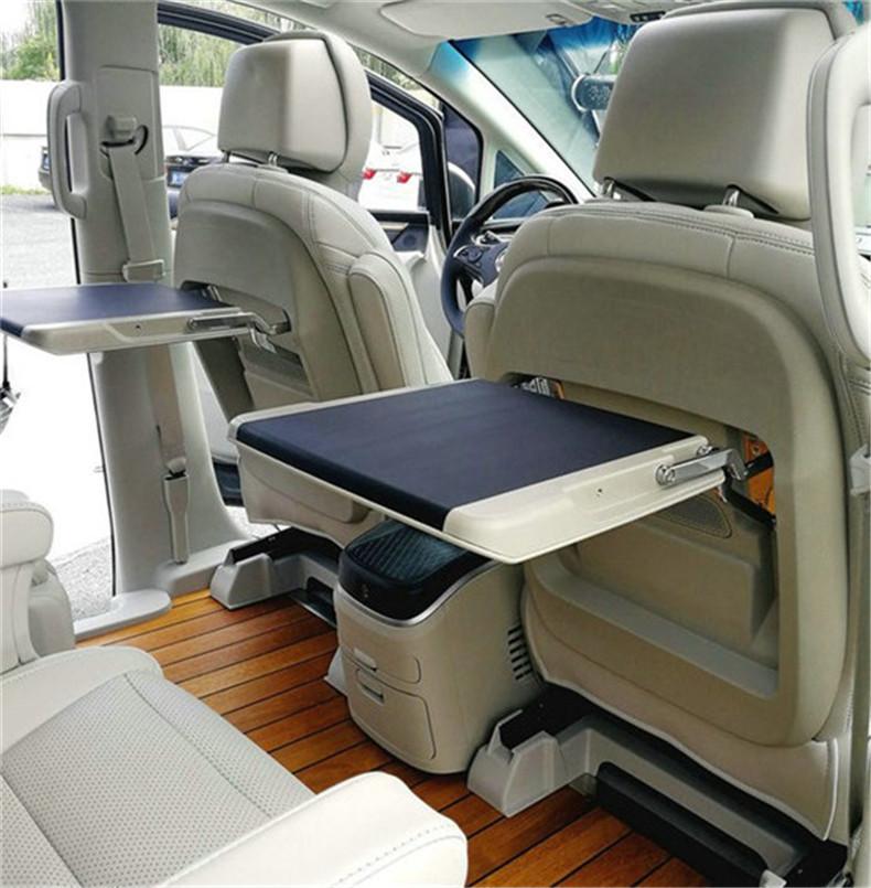 led车顶灯_别克GL8航空座椅,木地板,扶手冰箱商务9件套_设计