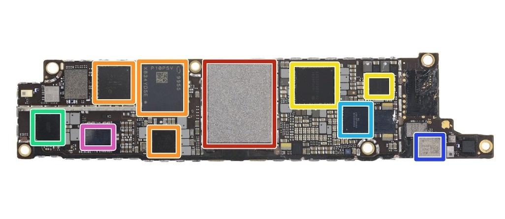 拆开iphone xr,内部结构和iphone xs有什么区别?
