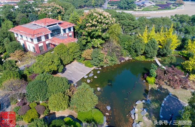 株洲这家园林式酒店拥有多个大会议室大包厢年会预定的好场地