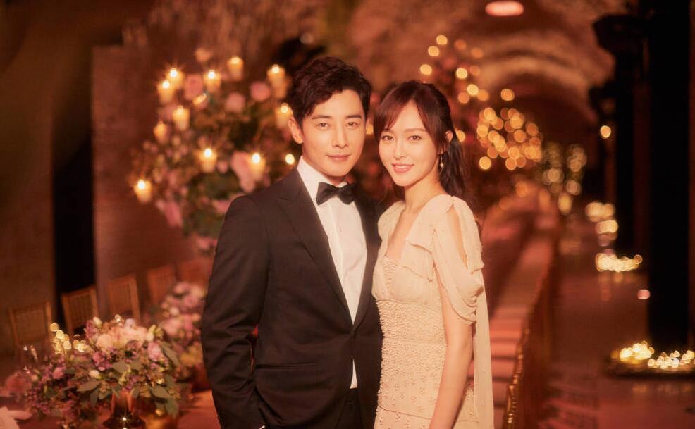 唐嫣婚礼誓词好甜:我很确定你就是我要找的那个人