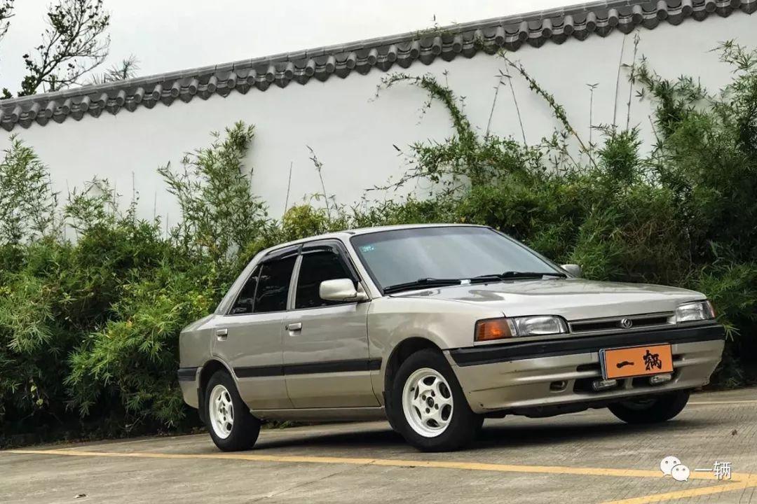 在我印象里面马自达323是TVB里撞车率最高的道具车_陕西福彩快乐