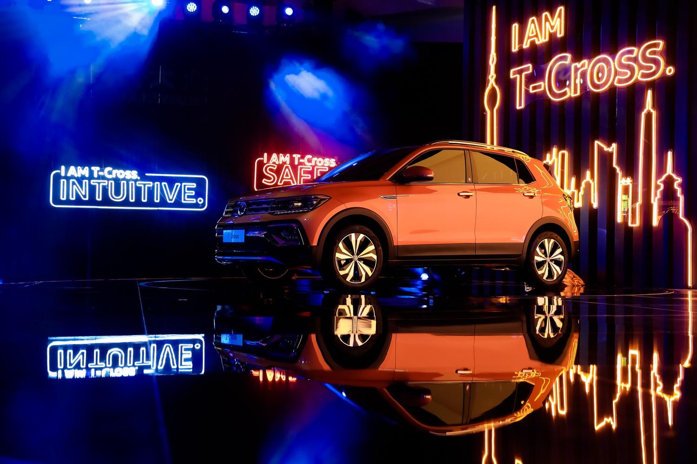 大众汽车首款紧凑型城市SUV来了_北京金港国际赛车场
