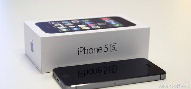 """苹果5S手机报价 这款""""古董""""iPhone重新上架销售"""