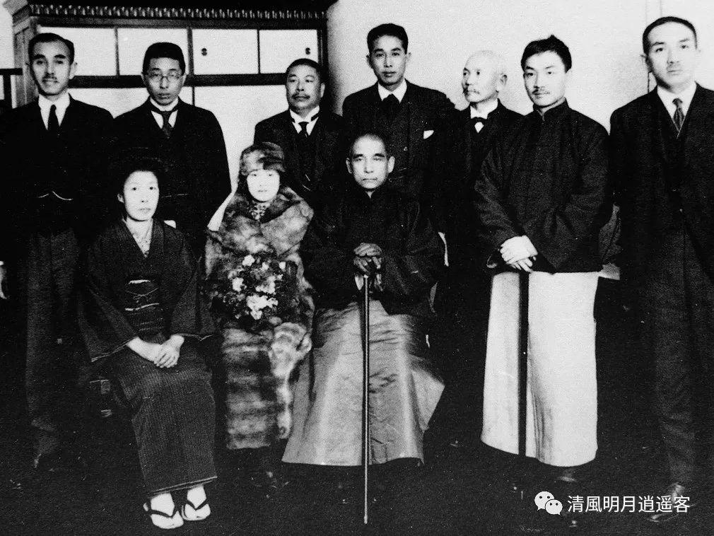 30张老照片,讲述孙中山与宋庆龄的绝美一世情缘