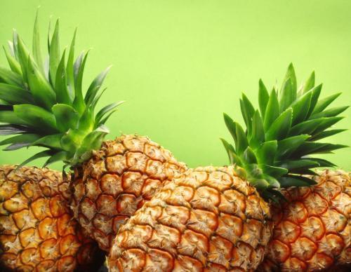 菠萝的营养价值与食用功效