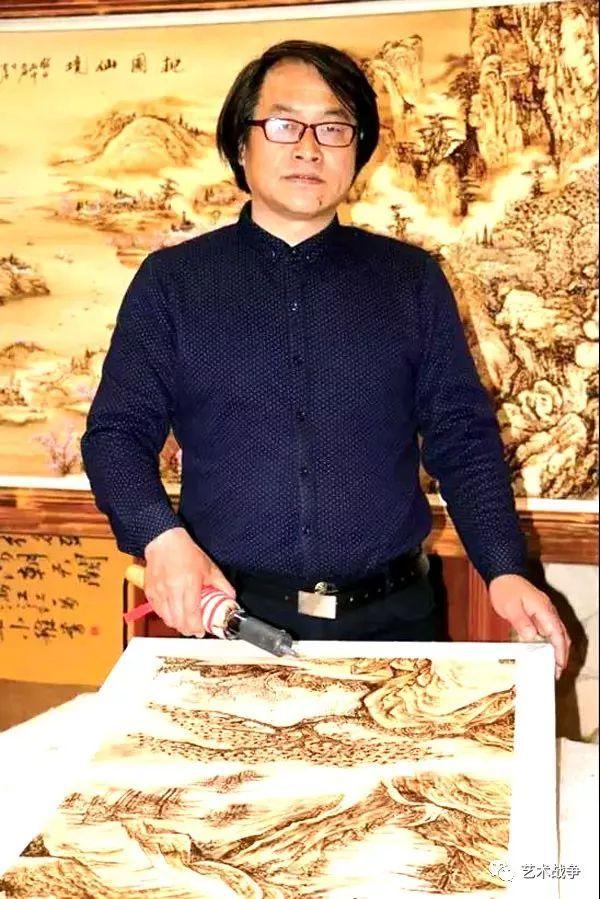 """""""火针刺绣"""":收藏界一度灭绝的""""艺术活化石"""""""
