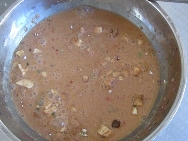 天冷的时候,喝一碗热乎乎的酸辣汤!