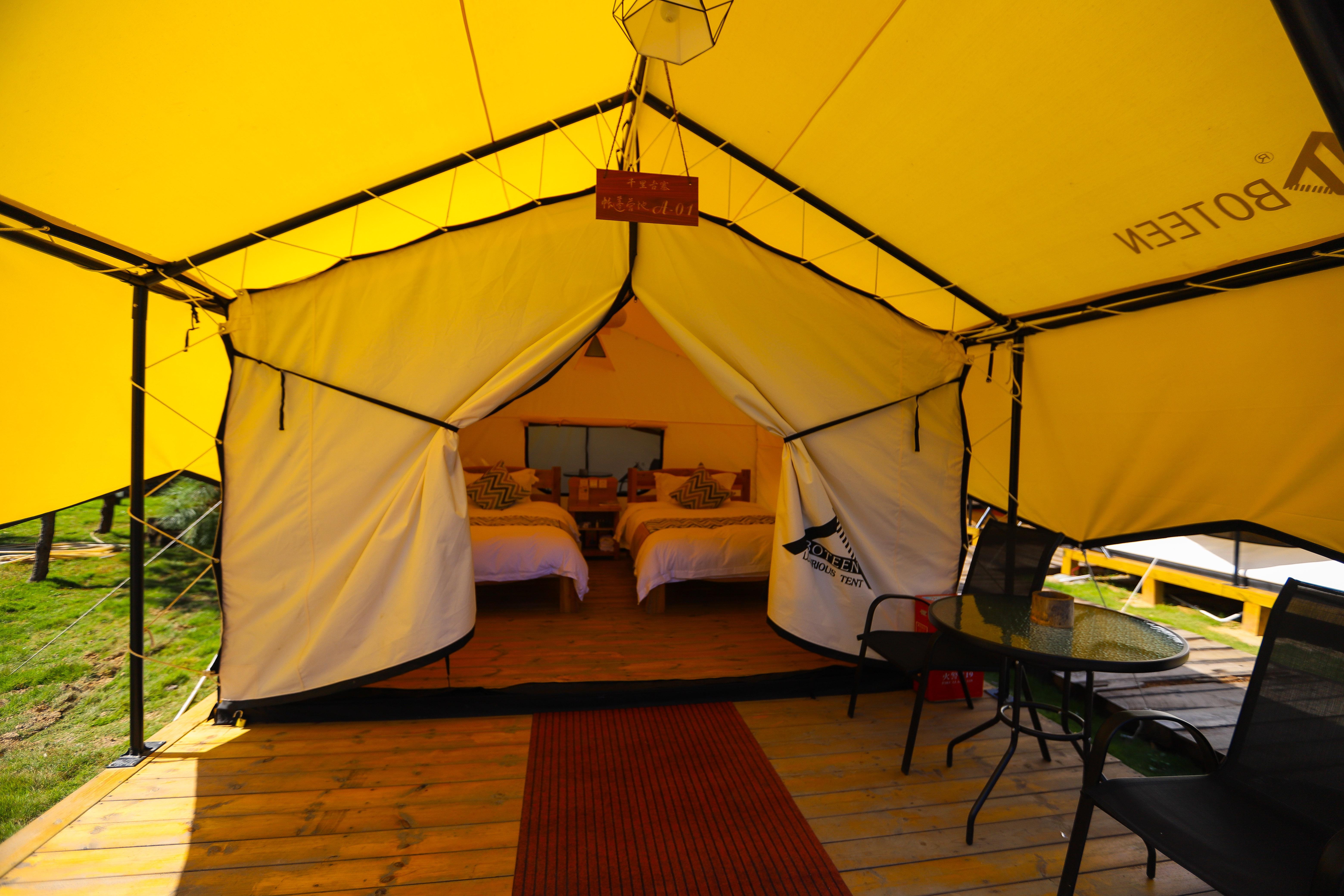 换个更酷的方式看世界,被旅行家私藏的帐篷酒店,附星空拍摄指南