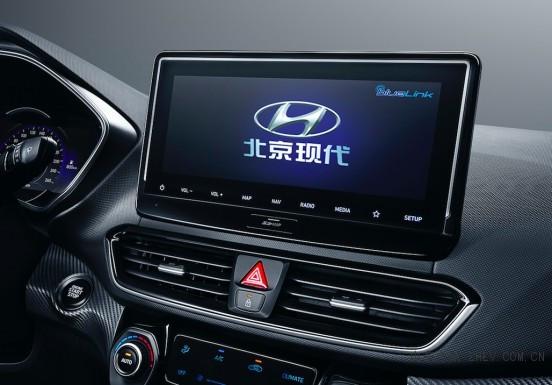 黑科技北京现代LAFESTA菲斯塔来袭智能汽车生活全靠它_快乐十分任
