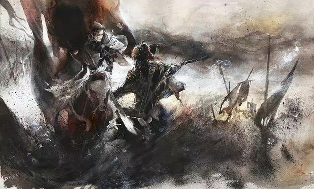 古风武侠手绘人物壁纸