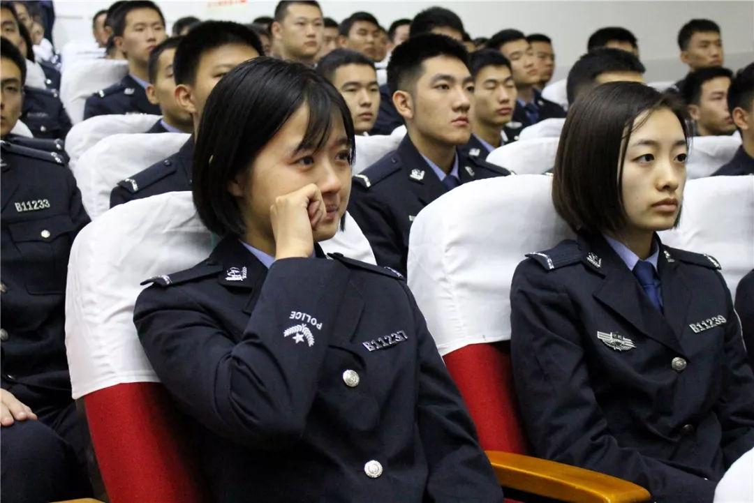 杨雪峰同志先进事迹报告会在中国刑事警察学院举行