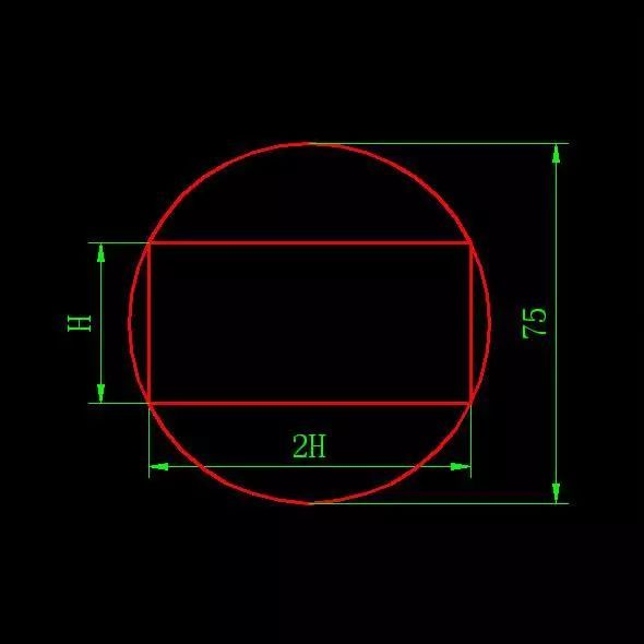 手机支架设计图cad