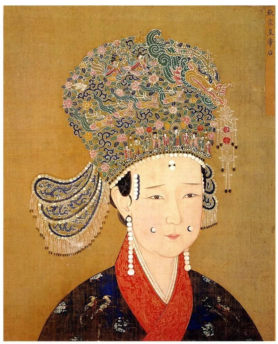 宋钦宗皇后图片