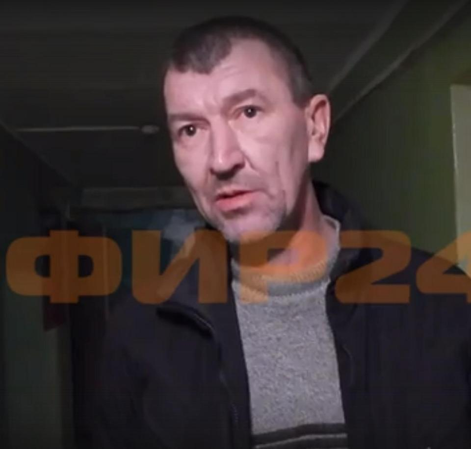 俄罗斯流浪汉因为拯救了一名被母亲抛弃的婴儿而被誉为英雄