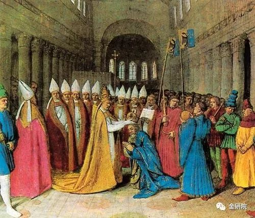 【黄金百问答】31. 为什么欧洲王权和神