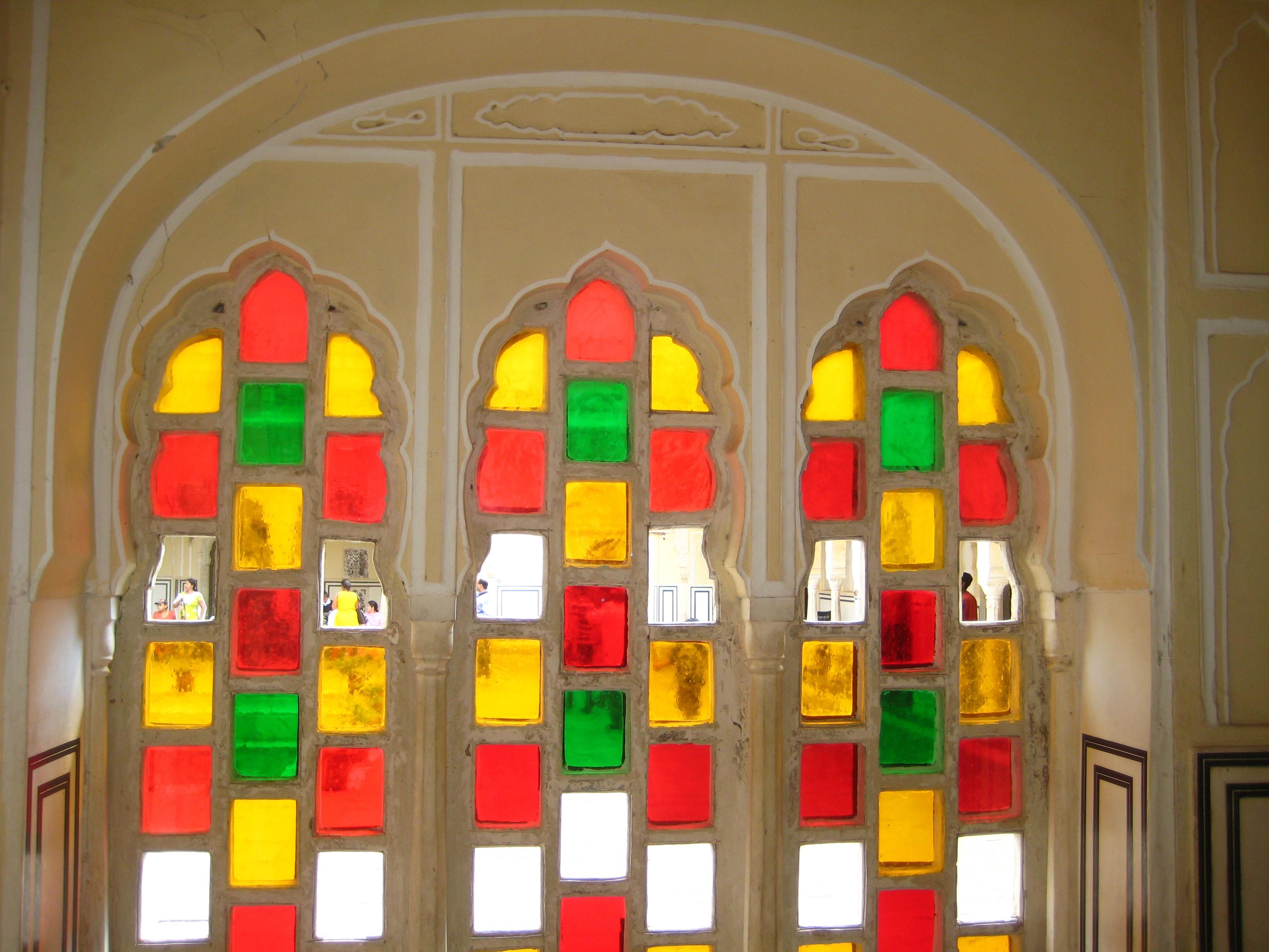 风之宫殿:设953扇窗户,竟为的是让王妃窥探外面的花花世界