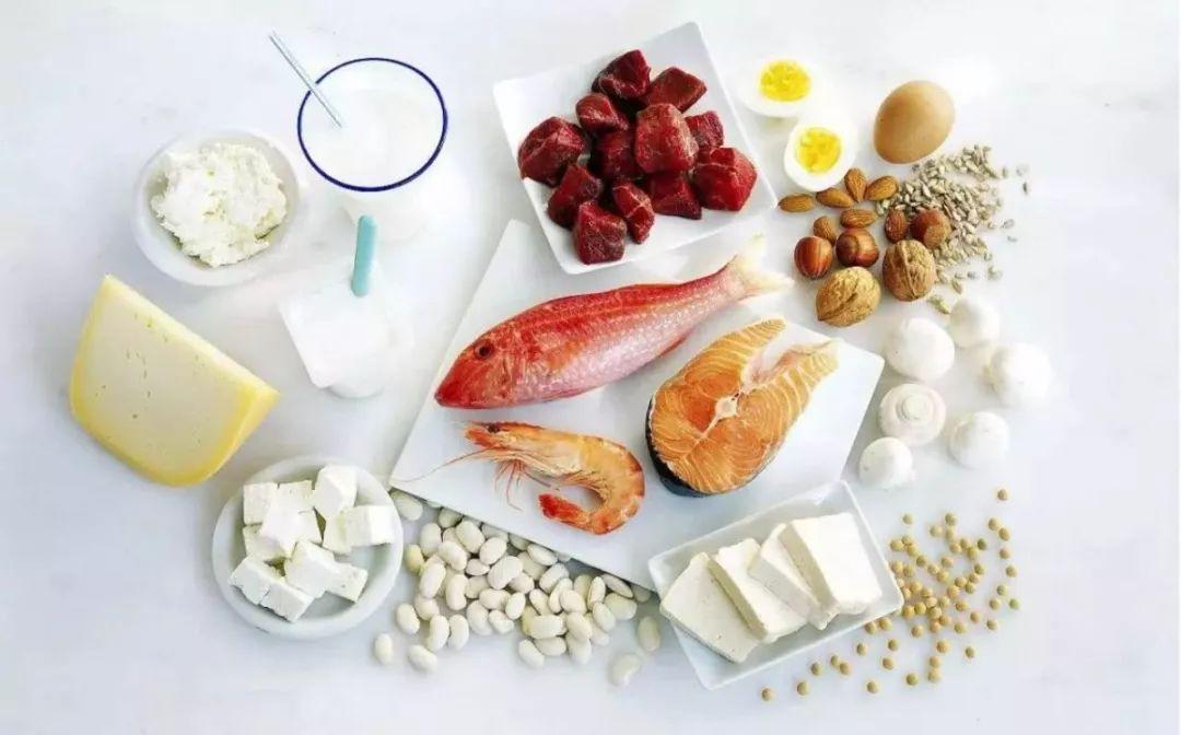减肥运动完补充蛋白质图片
