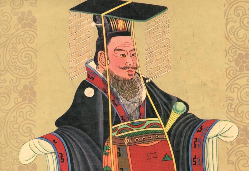 中国最伟大的三个皇帝_群雄逐鹿 游侠信长野望专区年度头像迎信长14