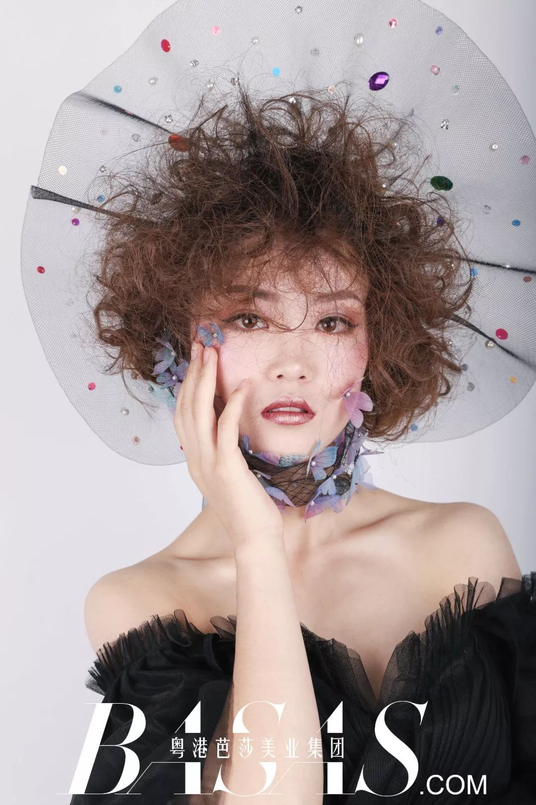 化妆系作品分享:创意妆._搜狐时尚_搜狐网图片