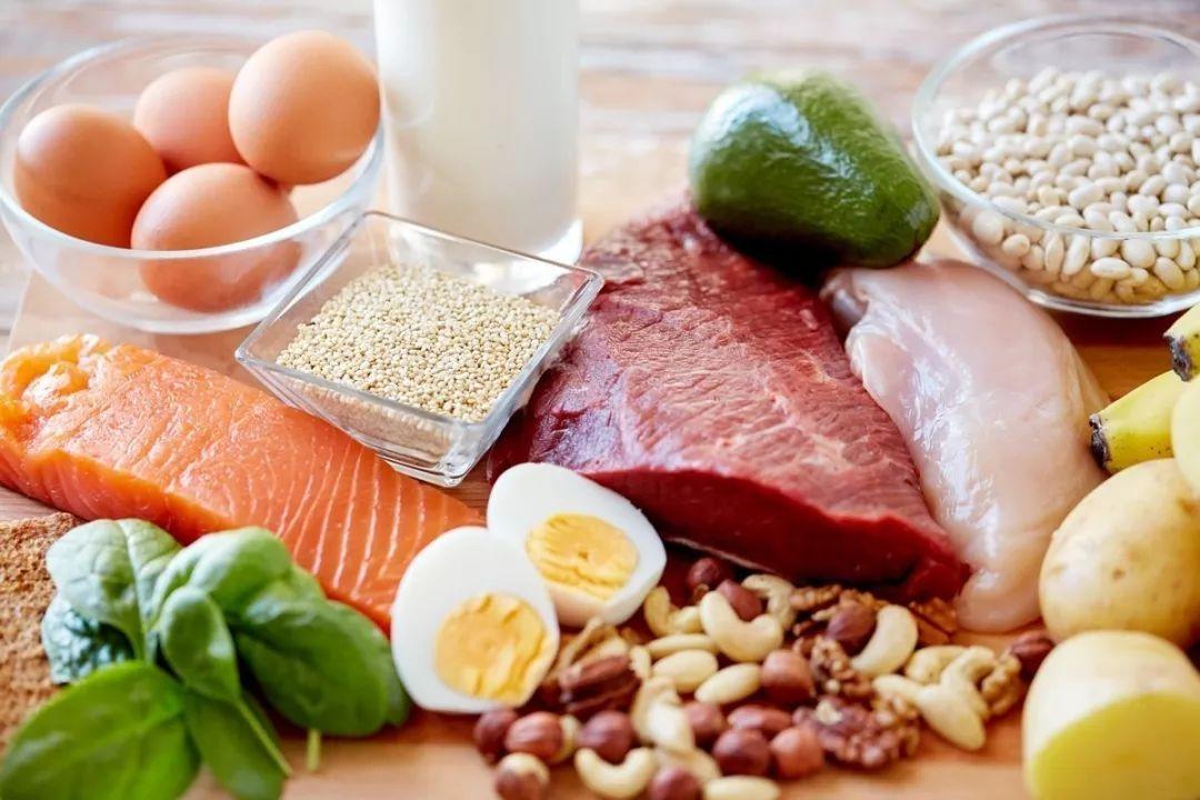 运动减肥怎么补充蛋白质吃什么最好图片