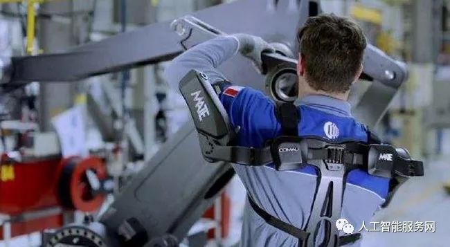 完全自动化 可穿戴外骨骼工业机器人