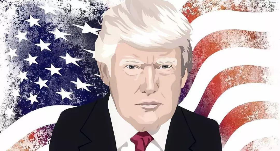 """中期选举逼近特朗普支持率突现""""深跌""""!黄"""