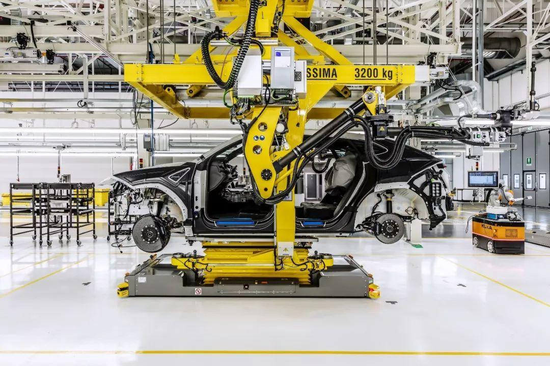 【技术】杜尔为新款兰博基尼Urus设计高度灵活的装配布局_新凤凰