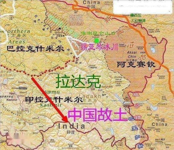 这块领土有45万平方公里,被侵占了178年,中国至今不承认分离