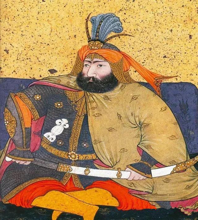 哥哥囚禁弟弟20年,哥哥死后大臣让其当皇帝,接连娶279个王妃