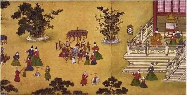 中国古代的朝贡制度