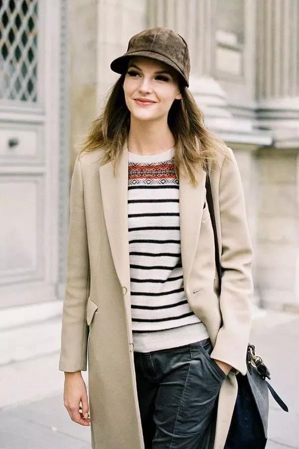大衣里面怎么搭好看?各种内搭套路助你时髦温暖一整个秋冬