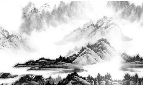 水墨虫语 虽然是用简单的黑白两色,但齐白石画的虾灵动活泼,栩栩如生图片