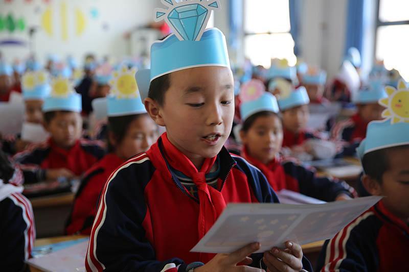 爱让我们更有力量!米乐英语走进习仲勋红军小学,公益捐赠在线外教课程