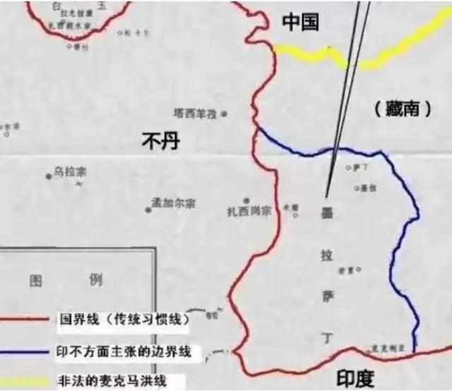 这块领土3000平方公里,被侵占69年,中国至今不承认分离