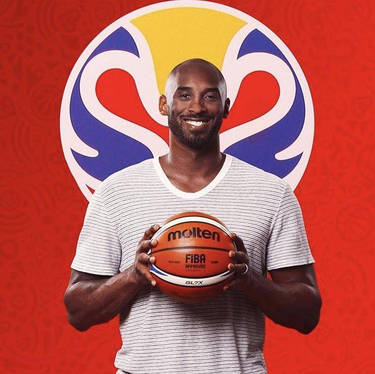科比姚明为19篮球世界杯全球大使 曼巴:来中国吧