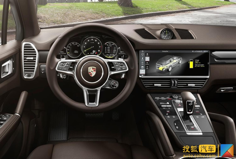 全新保时捷Cayenne E-Hybrid将亮相广州车展_时时彩网关闭