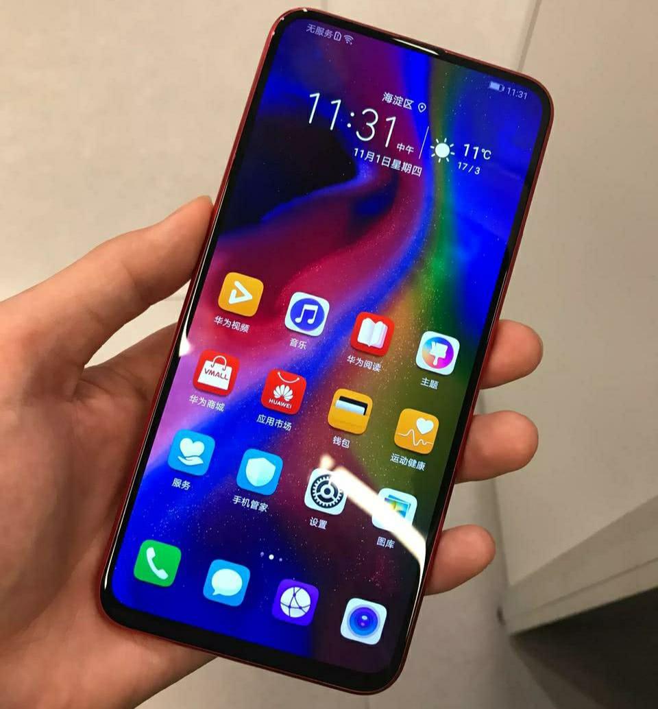 ��.�x_荣耀magic2真机开箱,网友:再见iphonexsmax