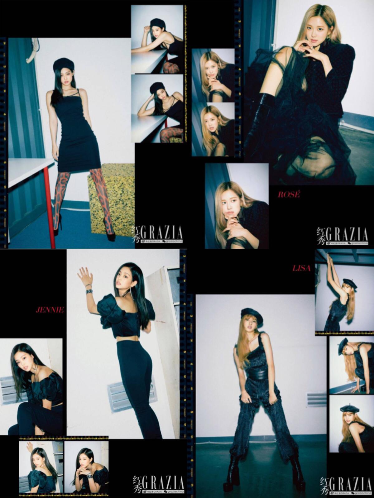 热点丨完爆14国人气女团BLACKPINK,是如何一步步成为时尚新势力的