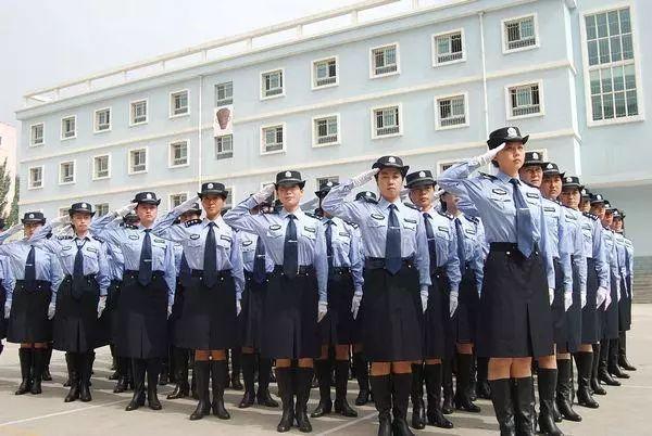 警校排名_警校生图片