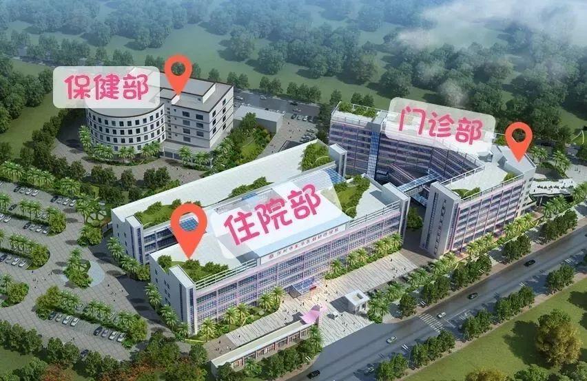 龙华区妇幼保健院图片