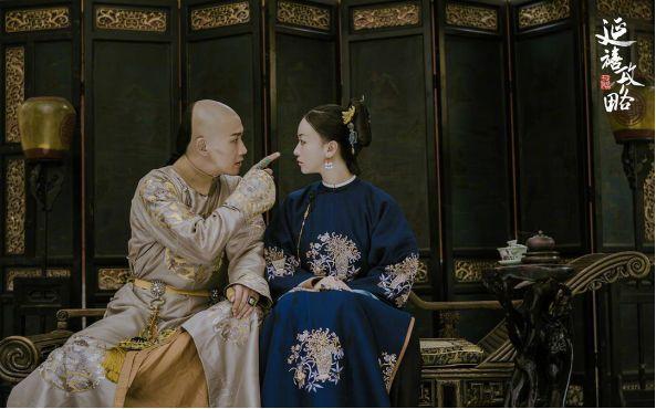 读 近年流行的宫廷剧对时装流行趋势的影响图片